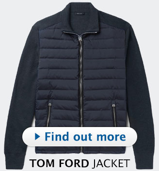 tom ford jacket spectre