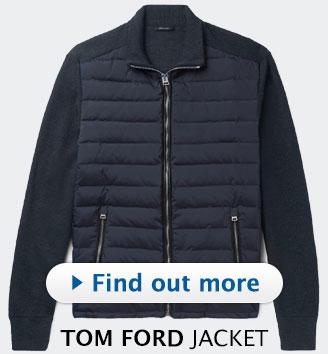 tom ford jacket spectre