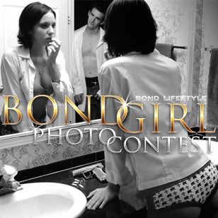 bond girl photo competition contest