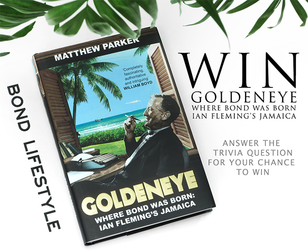 win goldeneye book matthew parker