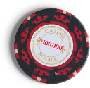 1000000 casino royale chip