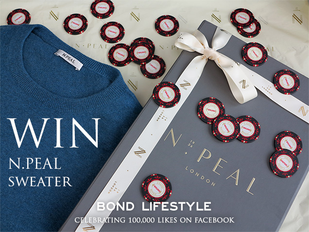 n peal sweater bond lifestyle contest
