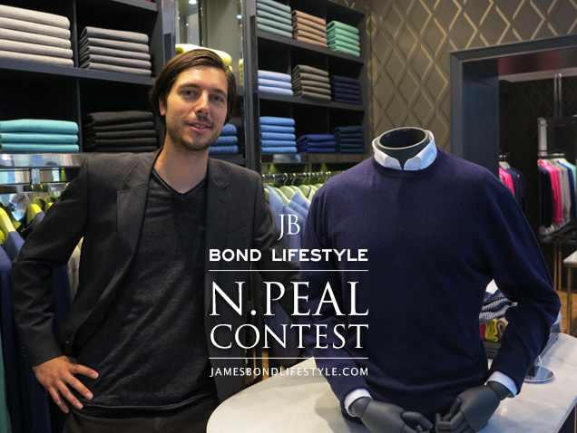 n peal sweater bond lifestyle contest august 2015