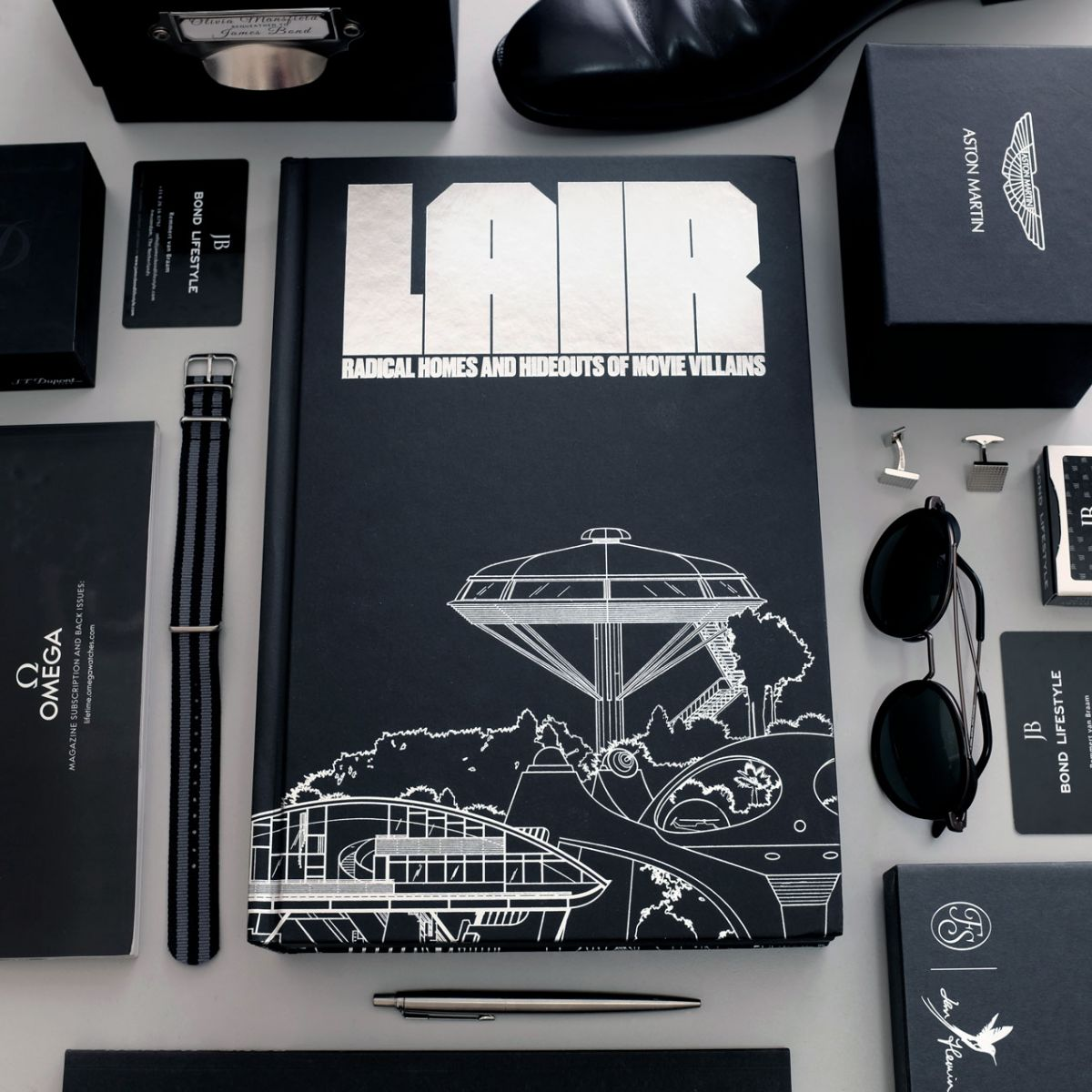 win Lair book