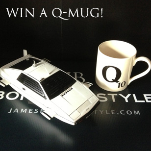 bond lifestyle lotus esprit contest