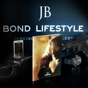 bond lifestyle omega casino royale