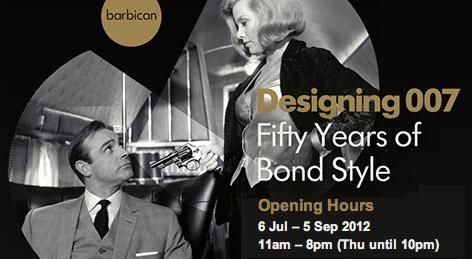 barbican designing 007