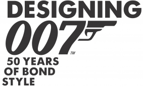 designing 007 50 years of bond style logo