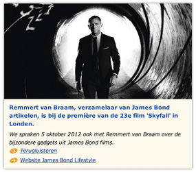 radio 5 bond lifestyle remmert van braam 2