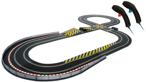 Scalextric James Bond 007 SkyFall Set tracks
