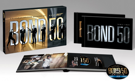 bond on blu ray