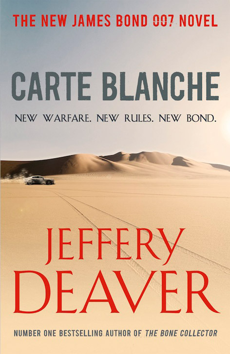 carte blanche uk paperback