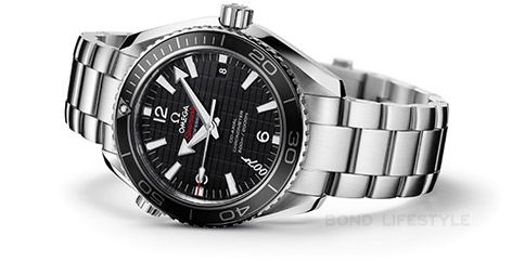 Omega Seamaster Limited Edition SkyFall