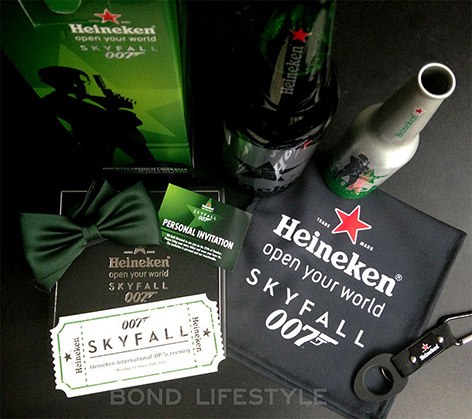 heineken goodies