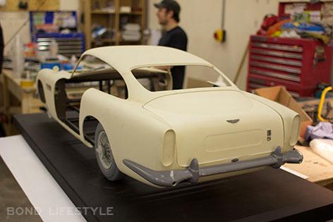 Voxeljet Builds Aston Martin Models For Skyfall Bond