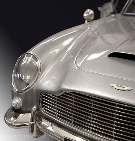 Voxeljet Builds Aston Martin Models For Skyfall Bond Lifestyle