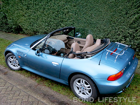 BMW Z3 Neiman Marcus 007 edition for sale | Bond Lifestyle