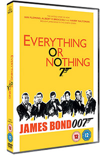 Everything or Nothing DVD