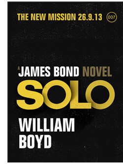 solo james bond