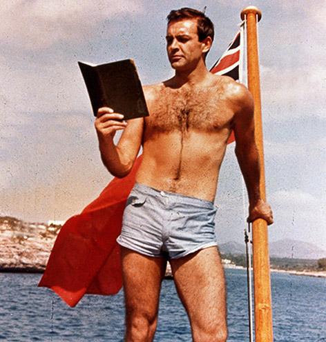 46ae5390de Sunspel releases Bond's 1960s style swim short | Bond Lifestyle