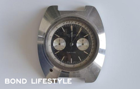 Top Time Breitling Thunderball prop