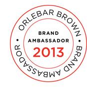 Orlebar Brown brand ambassador