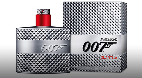 james bond fragrance quantum