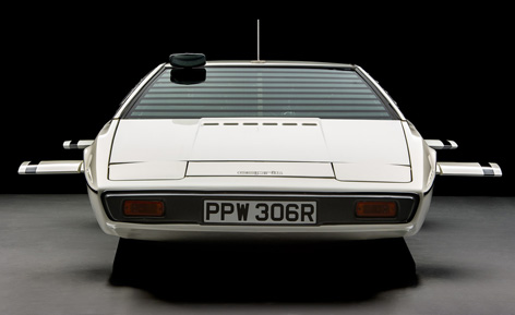 Lotus Esprit submarine RM Auctions september 2