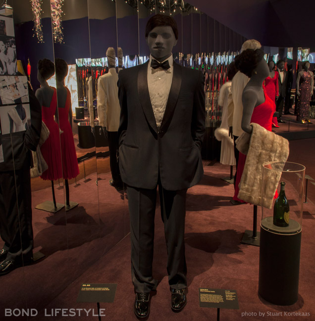 Melbourne Designing 007 exhibition costume