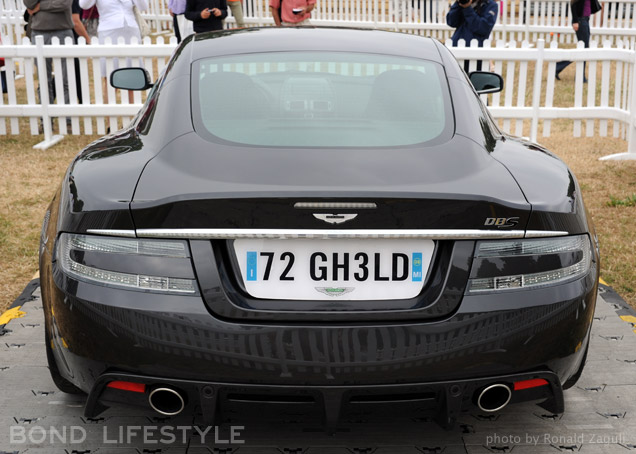 Aston Martin Centenary celetions at Kensington Gardens photo ...