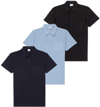 Sunspel Polo Riviera Set