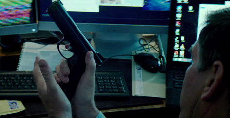CZ 75 SP-01 SHADOW Pierce Brosnan
