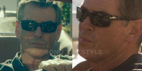 Pierce Brosnan November Man Persol sunglasses