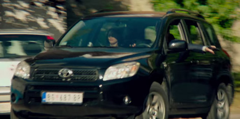 Pierce Brosnan November Man Toyota RAV4