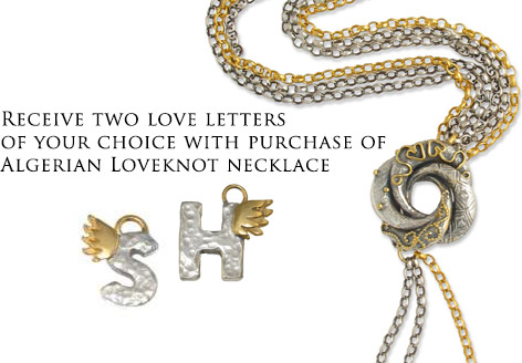 algerian love knot sophie harley letters