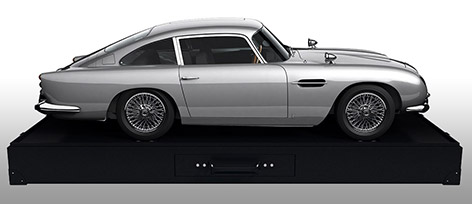 aston martin db5 1 3 scale model skyfall store