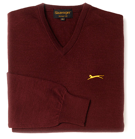 slazenger sweater