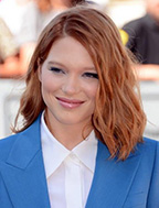 French actress Léa Seydoux