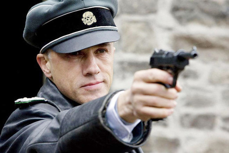 Christoph Walz Inglourious Basterds 2