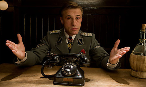 Christoph Walz Inglourious Basterds