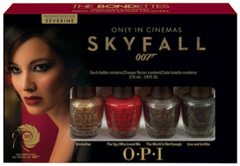 OPI skyfall nailpolish