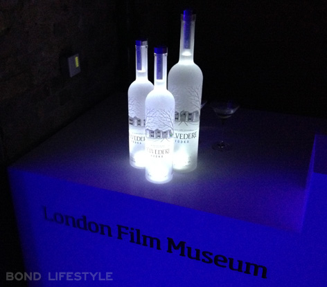 belvedere launch bond in motion film museum