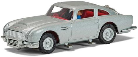 Corgi James Bond Aston Martin Db5 Goldfinger 50th Anniversary Bond Lifestyle