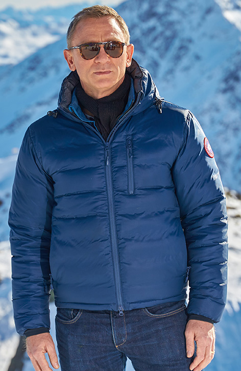 Canada Goose toronto outlet cheap - Ultimate Guide to SPECTRE (Bond 24) Products and Locations | Bond ...