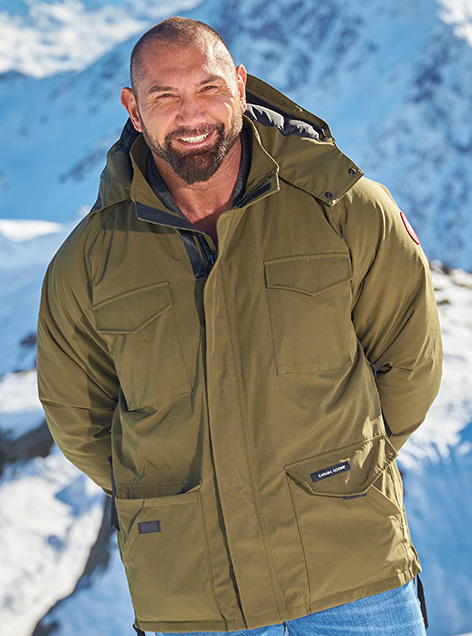 Canada Goose langford parka replica price - Ultimate Guide to SPECTRE (Bond 24) Products and Locations | Bond ...