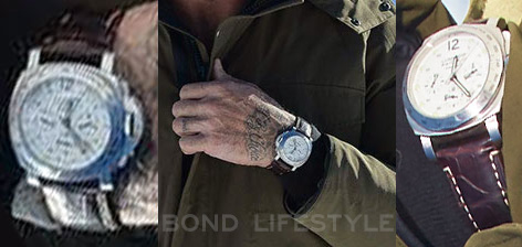 Dave Bautista Panerai Luminor Daylight PAM251