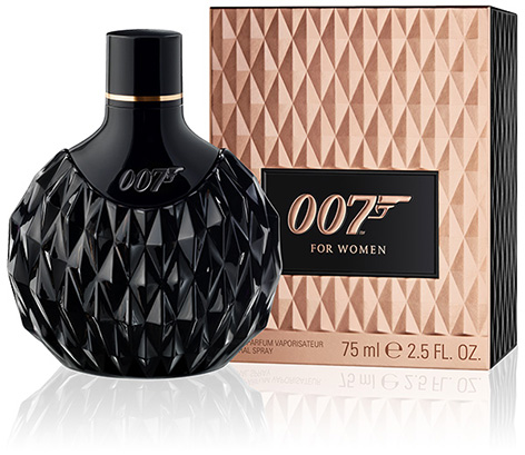 007 eau de parfum for women
