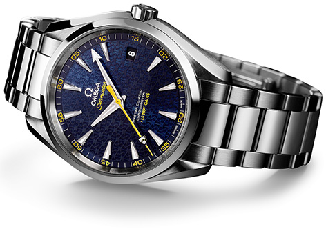 Omega Seamaster Aqua Terra 150m james bond 15007