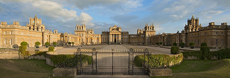 Blenheim Palace UK James Bond Spectre location