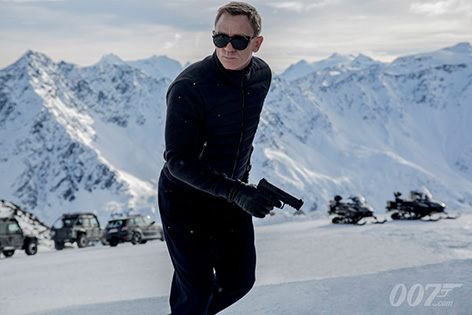 first official spectre image